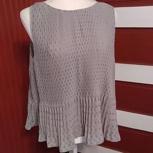NWT Banana Republic Pleated Top S